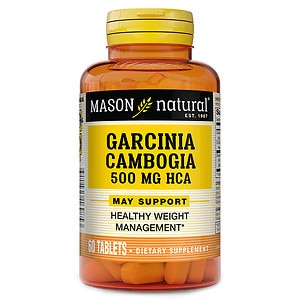 garcinia cambogia 500 mg gnc reviews