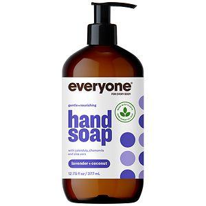 Everyone Everyone Hand Soap, Lavender Coconut