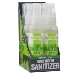 Everyone Everyone Hand Sanitizer Spray, Peppermint and Citrus