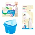 Clevamama Infant Formula Feeding Boy Pack, 3 Pc