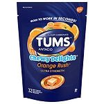 Tums Chewy Delights, Orange Rush