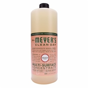 Mrs. Meyer's Clean Day Multi-Surface Concentrated Cleaner, Geranium