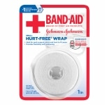 Band-Aid Hurt Free Wrap, Small