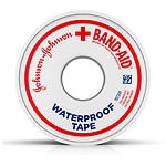 Band-Aid Waterproof Tape, 1 Inch- 1 ea