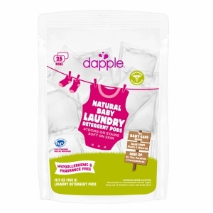 dapple Baby Laundry Detergent Pods, Fragrance Free