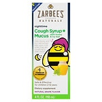 ZarBee's Naturals Children's Cough Syrup + Mucus Reducer,