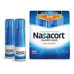 Nasacort Allergy 24 Hour Spray, 240 Sprays