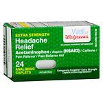 Walgreens Headache Relief Extra Strength Caplets