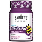 ZarBee's Naturals Mighty Bee Immune Support Gummy, Berry