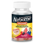 Airborne Gummies, Berry- 21 ea