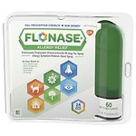 Flonase Allergy Relief Spray, 60 metered sprays- .34 fl oz