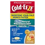 Cold-Eeze Cold Remedy Plus Natural Multi Symptom Relief