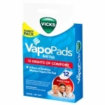 Vicks Waterless Vaporizer Scent Pads