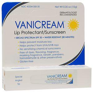 Vanicream Lip Protectant/Sunscreen SPF 30