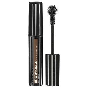 Maybelline Eye Studio Brow Drama Sculpting Brow Mascara, Soft Brown