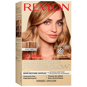 Revlon Color Effects Frost and Glow, Honey