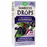 Nature's Way Sambucus Drops Ultra-Strength Elderberry