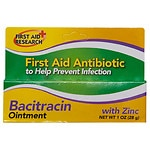 Bacitracin Ointment with Zinc- 1 oz