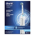 Oral-B PRO 5000 SmartSeries Electric Rechargeable Power Toothbrush Powered by Braun- 1 ea