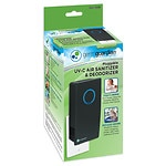 Germ Guardian Elite Pluggable UV-C Air Sanitizer & Deodorizer,