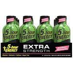 5-Hour Energy Extra Strength Energy Shot, 12 pk, Strawberry