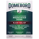 Domeboro Astringent Solution Powder Packets- 12 ea