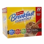 Carnation Breakfast Essentials Complete Nutritional Drink,