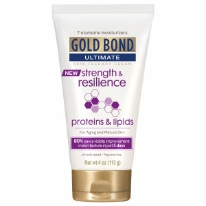 Gold Bond Ultimate Skin Therapy Cream, Strength & Resilience