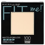 Maybelline Fit Me! Matte + Poreless Powder, Translucent- .29 oz