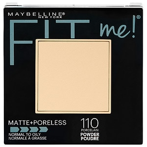 Maybelline Fit Me! Matte + Poreless Powder, Porcelain, .29 oz