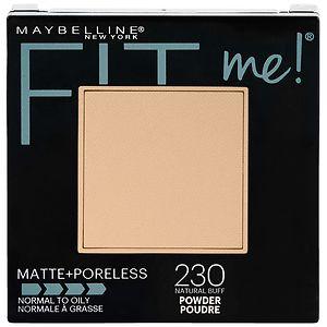 Maybelline Fit Me! Matte + Poreless Powder, Natural Buff