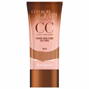 CoverGirl Queen Collection CC Cream, Amber Glow Q610, .84 fl oz