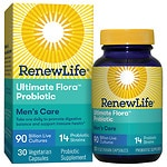 ReNew Life Ultimate Flora Men's Complete 90 Billion, Vegetable