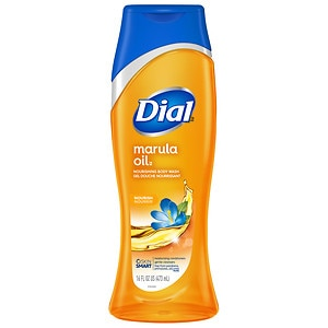 Dial Body Wash Miracle Oil, Marula Oil Infused