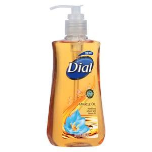 Dial Liquid Hand Soap Miracle Oil, 7.5 fl oz