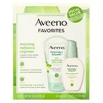 Aveeno Active Naturals Positively Radiant Scrub/Moisturizer- 1 ea