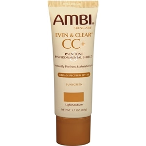 Ambi CC Cream SPF 30, Light/Medium