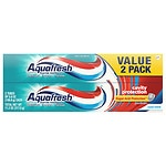 Aquafresh Cavity Protection Fluoride Toothpaste, Cool Mint- 5.6 oz