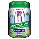 ReNew Life Skinny Gut Ultimate Shake, Natural Chocolate Flavor- 14.5 oz