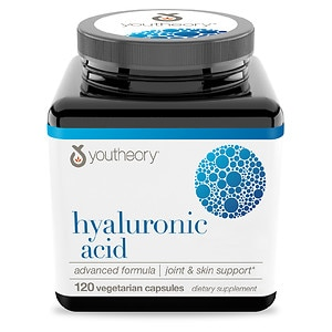 Youtheory Hyaluronic Acid Advanced Formula Joint Cushioning,