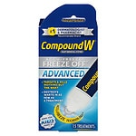 Compound W Wart Removal System Freeze Off Advanced Treatment- 15 ea