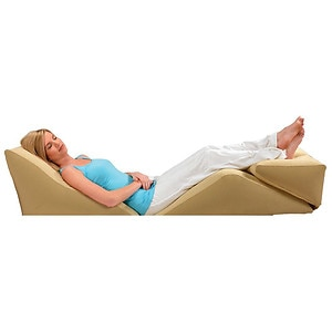 Contour Products Inflatable Backmax , 20 inch, Tan