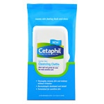 Cetaphil Gentle Skin Cleansing Cloths, 2 pk- 25 ea