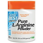 Doctor's Best L-Arginine Powder- 10.6 oz