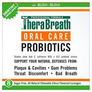 TheraBreath Oral Care Probiotics