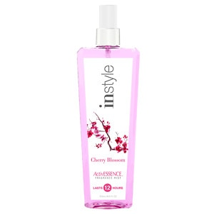 Instyle Fragrances ActiveEssence Time Released Fragrance Mist, Cherry Blossom