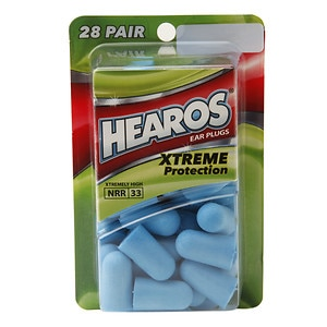 Hearos Xtreme Protection Ear Plugs, 28 pr
