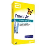 FreeStyle Precision Neo Test Strip- 50 ea