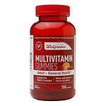 Walgreens Multivitamin Adult Gummies, Fruit