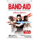Band-Aid Adhesive Bandages, Star Wars- 20 ea
